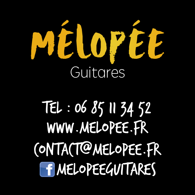 Contacts Mélopée guitares