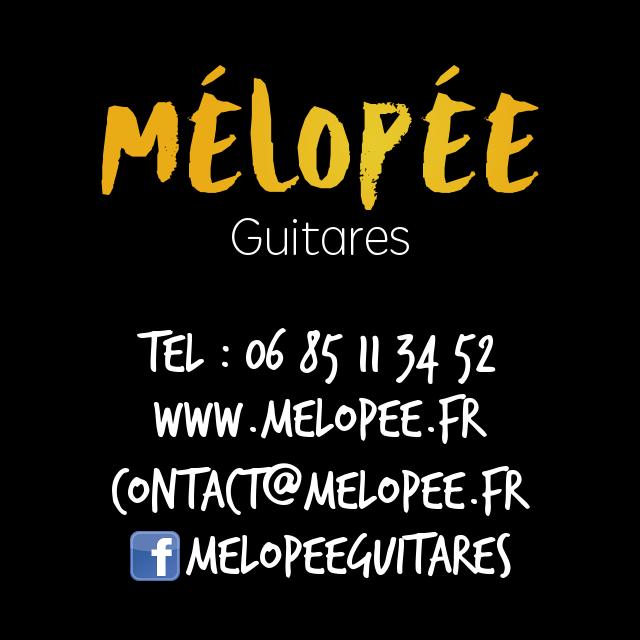 Contacts Mélopée guitares