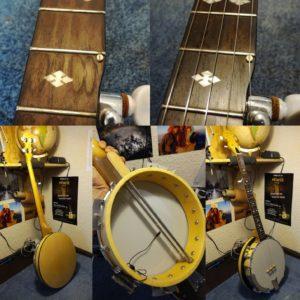 Réglage et réparations banjos - luthier Mélopée (Toulouse)