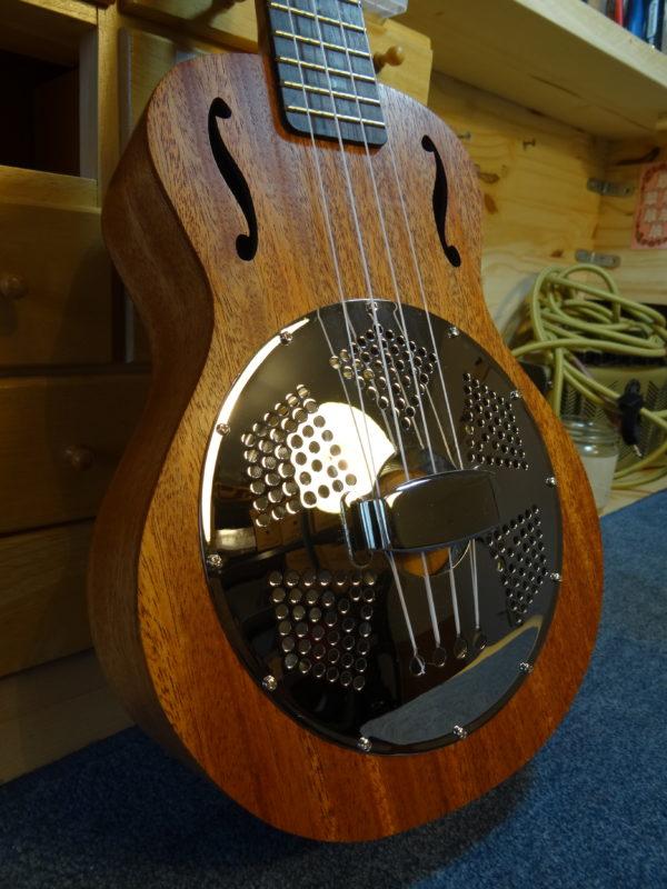 Ukulélé Mélopée Concert Resonator (SBUK020)