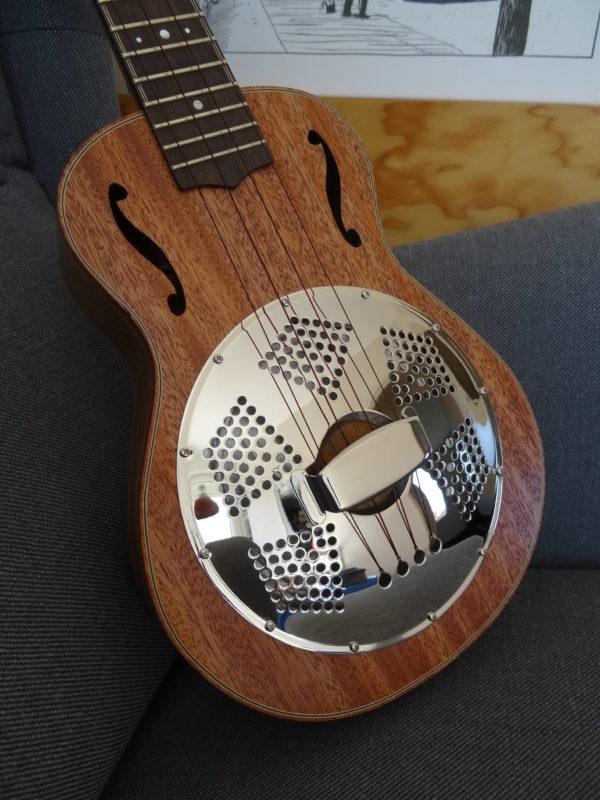 Ukulélé Mélopée Concert Resonator (SBUK025)