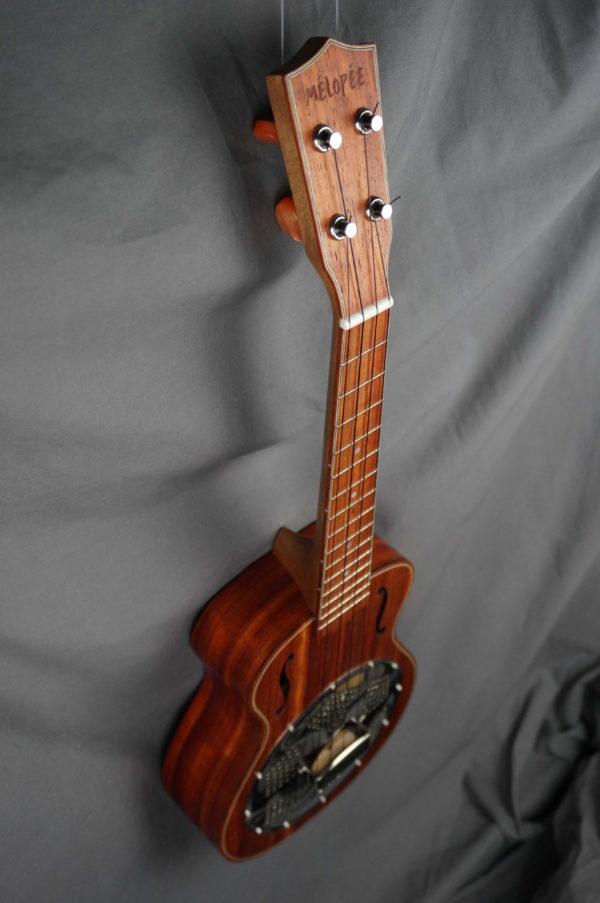 Ukulélé Concert Resonator Mélopée Padouk