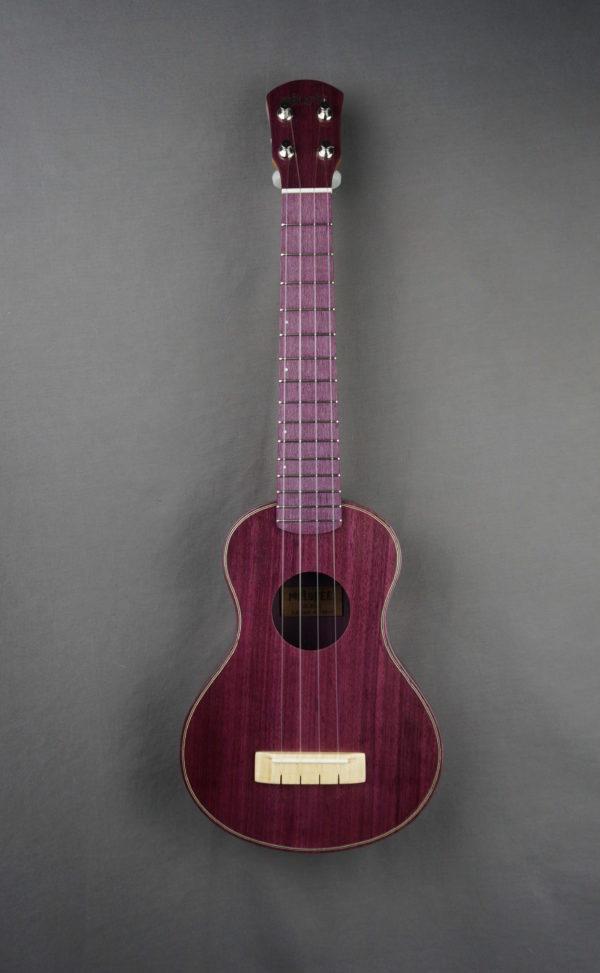 Ukulélé Concert mini SBUK042 Amarante Purple