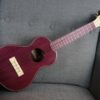 Ukulélé Concert Mélopée Amarante (solid purple ukulele)