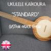 Boutique Ukulélé Kaïkoura STANDARD CUSTOM ORDER UK