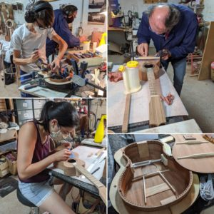 Stages lutherie