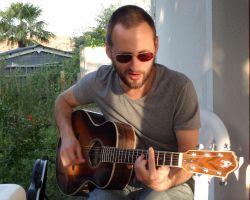 Sébastien Berlinet - luthier Mélopée guitares